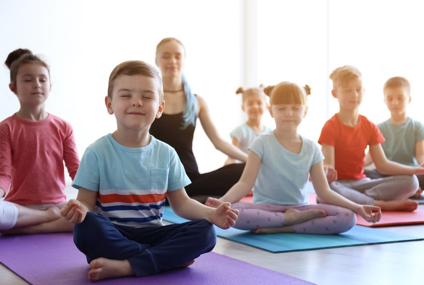 yoga for special kids